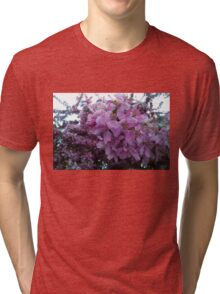 Blossoms.  Tri-blend T-Shirt
