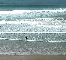 Great Southern Ocean - G.O.R. near Lorne, Vic. Aust. by EdsMum