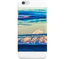 Mt. Jefferson2 iPhone Case/Skin