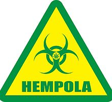 Caution Hempola by LGdesigns