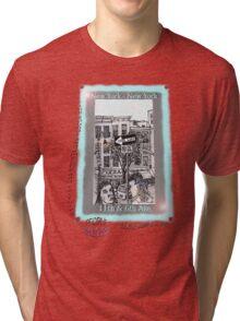 NYC - The fun of exploring Manhattan Tri-blend T-Shirt