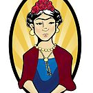 Frida by mylittlenative