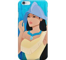 Pocahontas and John iPhone Case/Skin