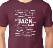 Get JACK! Unisex T-Shirt