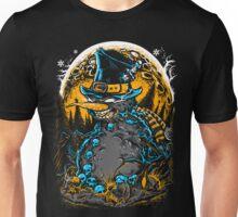 Evil Snowman Unisex T-Shirt