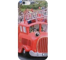 Adelaide Christmas Pageant 2014 Fergus the North Pole Fire engine iPhone Case/Skin