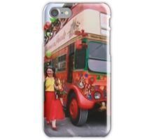 Adelaide Christmas Pageant 2014 London Bus 17 iPhone Case/Skin