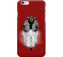 raging bull  iPhone Case/Skin