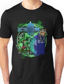 Doctor Moo and Clara -alt Unisex T-Shirt