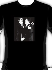 Martin and Lewis without quote T-Shirt