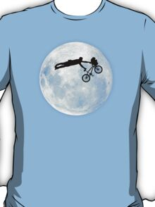 Riding the Kuwahara BMX. Like A Boss! T-Shirt
