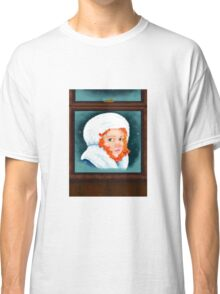 Gazing In Holiday Card Classic T-Shirt