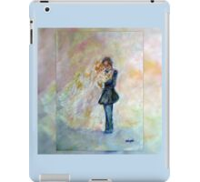 Wedding Dance Art Designed Decor & Gifts - Periwinkle iPad Case/Skin