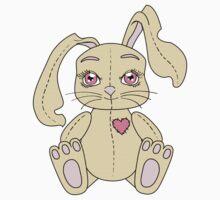 Baby bunny by Cassie Dean Design
