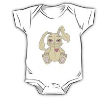 Baby bunny One Piece - Short Sleeve