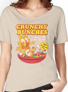 Crunchy Bunches Cereal Shirt Women's Relaxed Fit T-Shirt