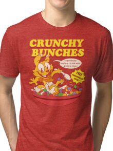 Crunchy Bunches Cereal Shirt Tri-blend T-Shirt