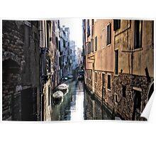 Secret Venice Poster