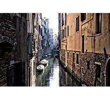 Secret Venice Photographic Print