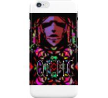 Oktic- psychedelik magik musik iPhone Case/Skin