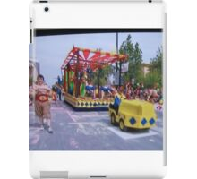 Adelaide Christmas Pageant 2014 wrapping paper iPad Case/Skin