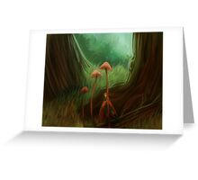 Little fairie Greeting Card