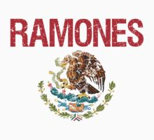 Ramones Surname Mexican by surnames