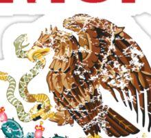 Ramones Surname Mexican Sticker