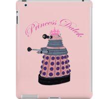 Princess Dalek. iPad Case/Skin