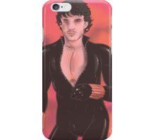 Hannibal - Will Graham as Black Widow iPhone Case/Skin