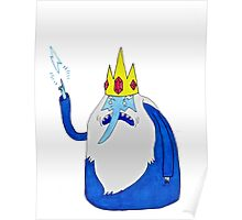 The Ice King. Poster