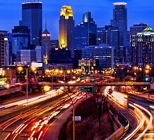 Minneapolis Saturday Night by shutterbug2010