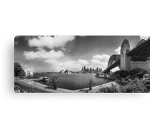 Sydney from Kirribilli Canvas Print