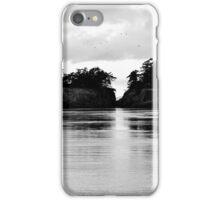 Deception Pass Islands iPhone Case/Skin
