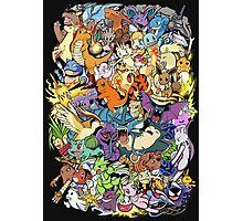 Gen I - Pokemaniacal Colour Photographic Print