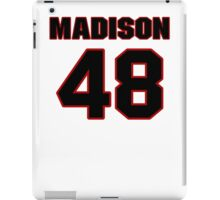 NFL Player Ross Madison fortyeight 48 iPad Case/Skin