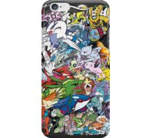 Myth and Legend - Pokémaniacal  iPhone Case/Skin