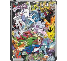Myth and Legend - Pokémaniacal  iPad Case/Skin