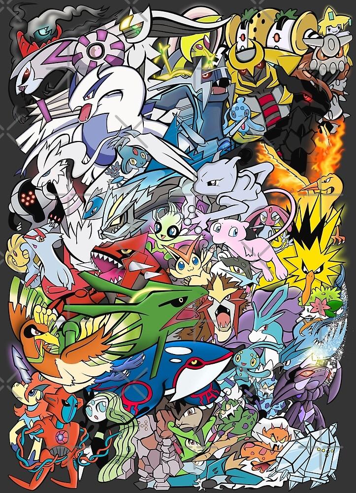 Myth and Legend  by Alex Clark