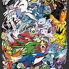 Myth and Legend - Pokémaniacal  by Alex Clark