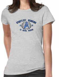 Star Trek - Starfleet Academy - Science Womens Fitted T-Shirt