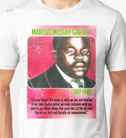 Marcus Mosiah Garvey Unisex T-Shirt