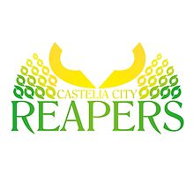 Castelia City Reapers by Tal96