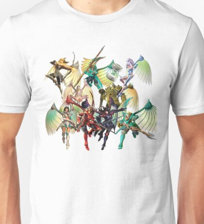 Legend of Dragoon Dragoons Unisex T-Shirt