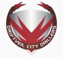 Driftveil City Drillers Kids Clothes