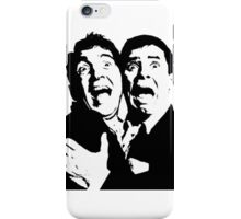 Martin and Lewis iPhone Case/Skin
