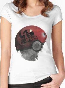 Team Rocket - ET Women's Fitted Scoop T-Shirt