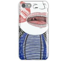 The Chieftain says iPhone Case/Skin