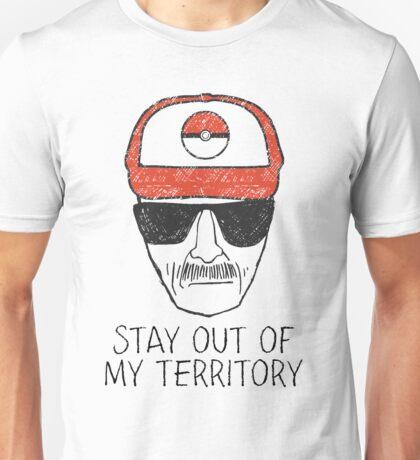 Pokemon Go Heisenberg Unisex T-Shirt