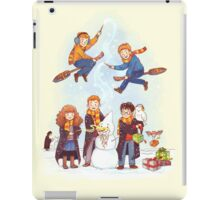 Mischievous Magical Merriment iPad Case/Skin